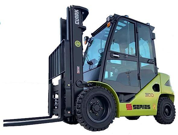 Gas- und Dieselstapler
